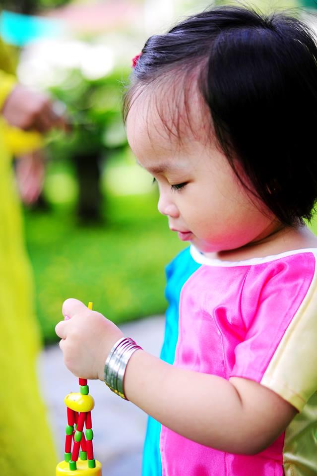 đồ chơi cho bé Nguyễn Bảo Châu
