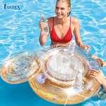 Phao bơi giữ cốc kiêm làm mát INTEX 56810