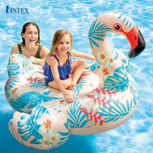 Phao bơi hồng hạc thiếu niên mẫu mới INTEX 57559