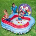 Bể bơi phao có đồ chơi Disney Bestway 91015