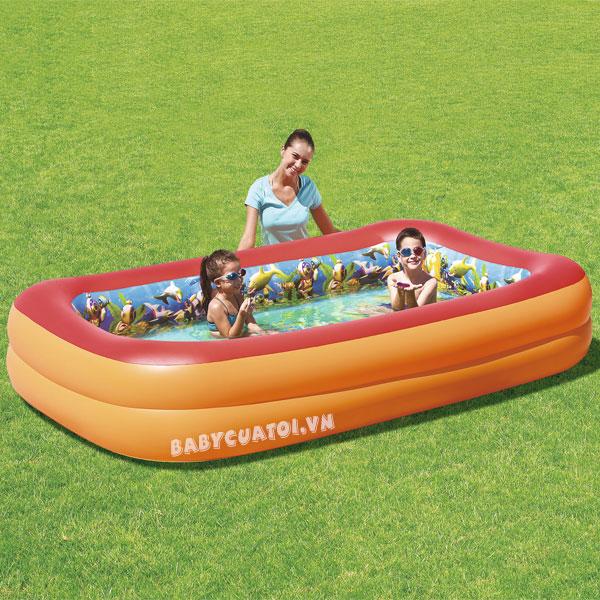 Bể bơi phao gia đình Bestway 54114