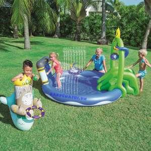 Bể bơi phao có cầu trượt Bestway 53057