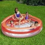 Bể bơi giá đình có ghế ngồi bestway 54158