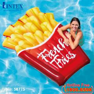 Phao bơi khoai tây chiên khổng lồ INTEX 58775