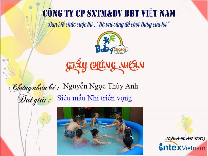 Nguyễn Ngọc Thùy Anh