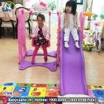 Cầu trượt Hàn Quốc HELLO KITTY 4 trong 1 Y1308