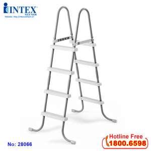 Cầu thang bể bơi 1m22 INTEX 28066