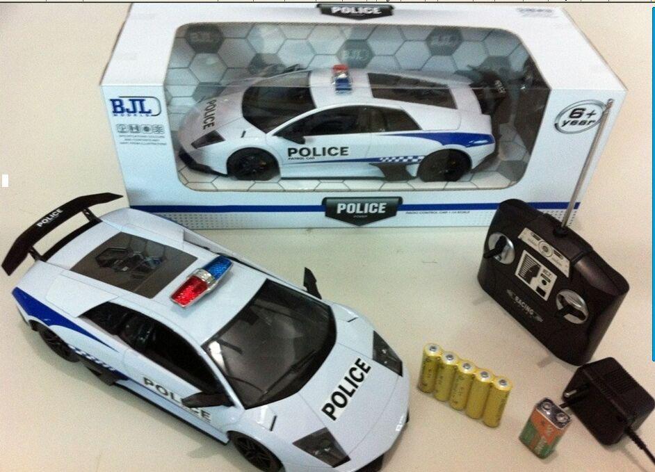 Ô tô cảnh sát điều khiển từ xa RC 2505