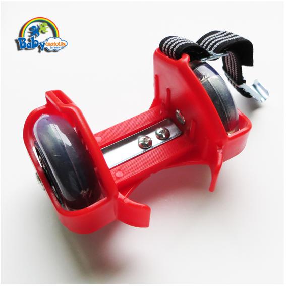Bánh xe trượt lắp giầy phát sáng flashing roller FR001