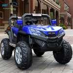 Ô tô điện trẻ em địa hình BBT Global màu xanh BBT-3355X