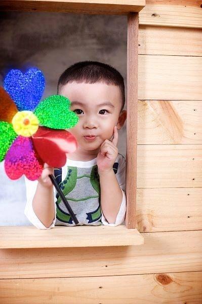 đồ chơi cho bé Diệp Chánh Hào 2