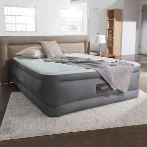 Giường hơi tự phồng cao cấp 1m52 mẫu mới 2017 INTEX 64486