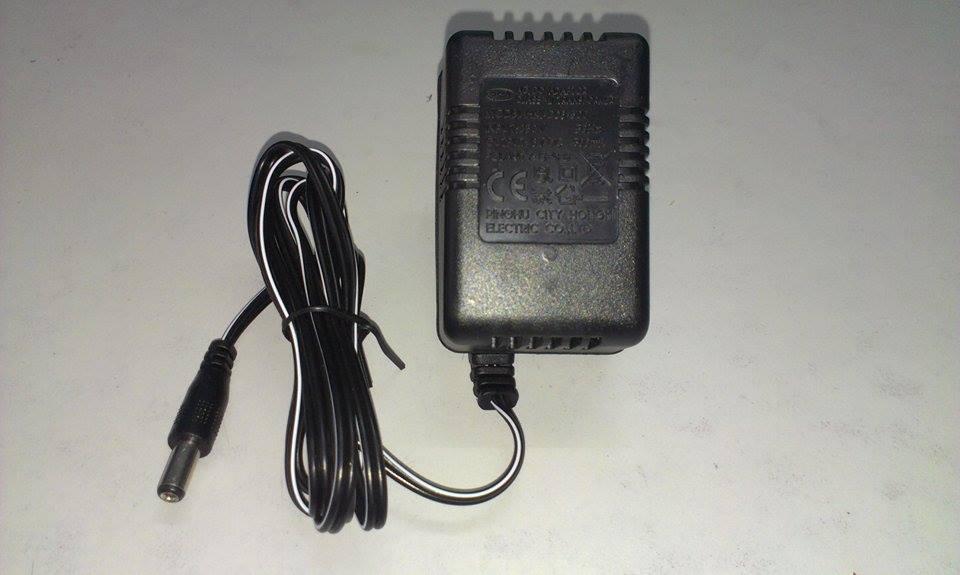 Sạc ô tô điện trẻ em 6V-500mA