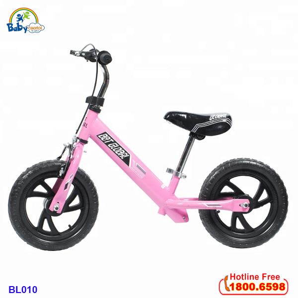 Xe cân bằng trẻ em màu hồng BBT Global BL010H