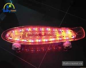 Ván trượt PENNY phát sáng cao cấp PS005