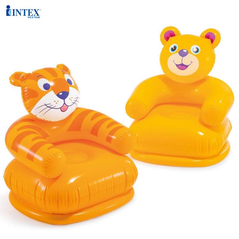 Ghế hơi cho bé INTEX 68556 nhiều hình