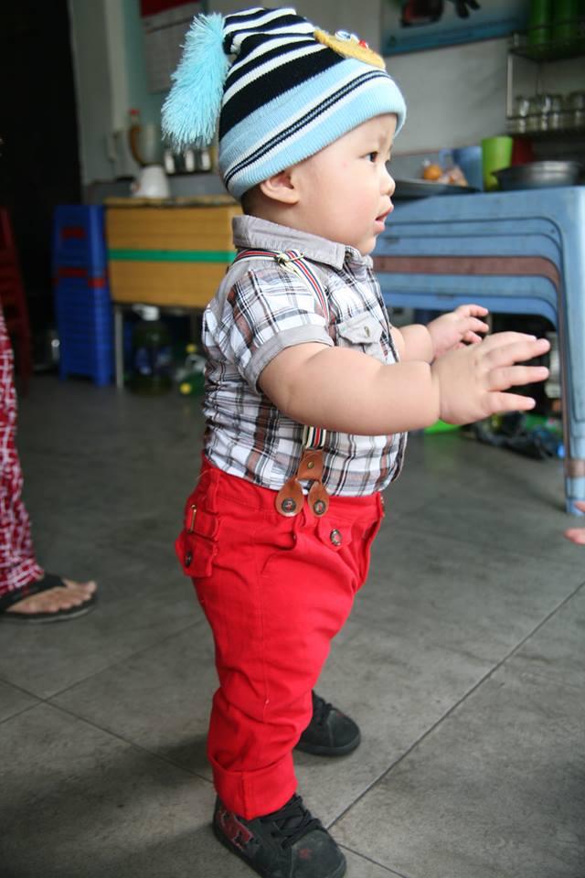 đồ chơi cho bé Nguyễn Đình Phú 1