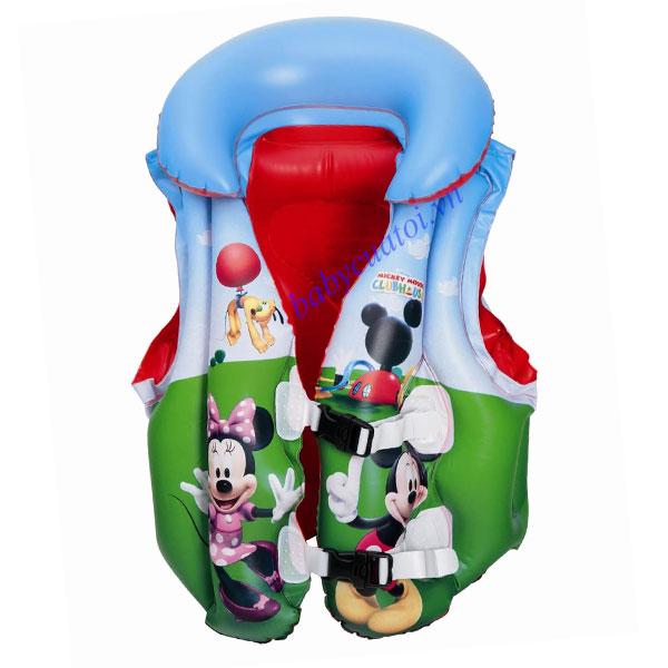 Áo phao bơi chuột Mickey Bestway 91030