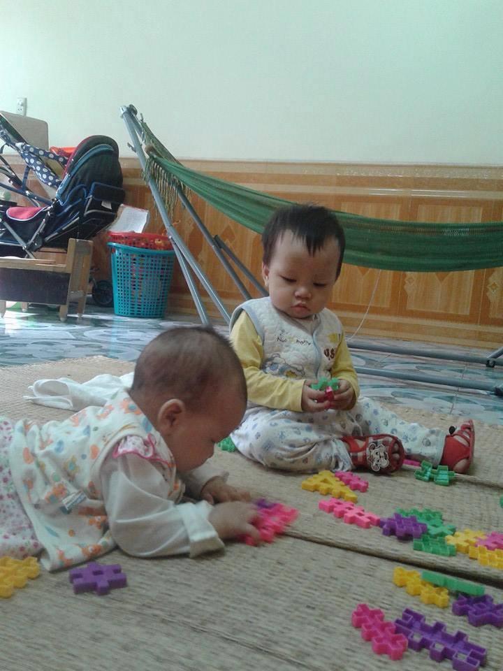Đồ chơi của bé Nguyễn Bảo Hân