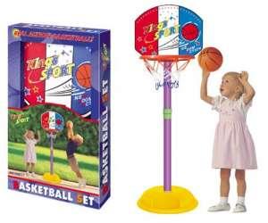 Bộ đồ chơi ném bóng rổ 20881-1