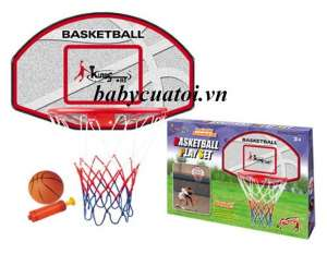 Bộ đồ chơi bóng rổ 20881F-1