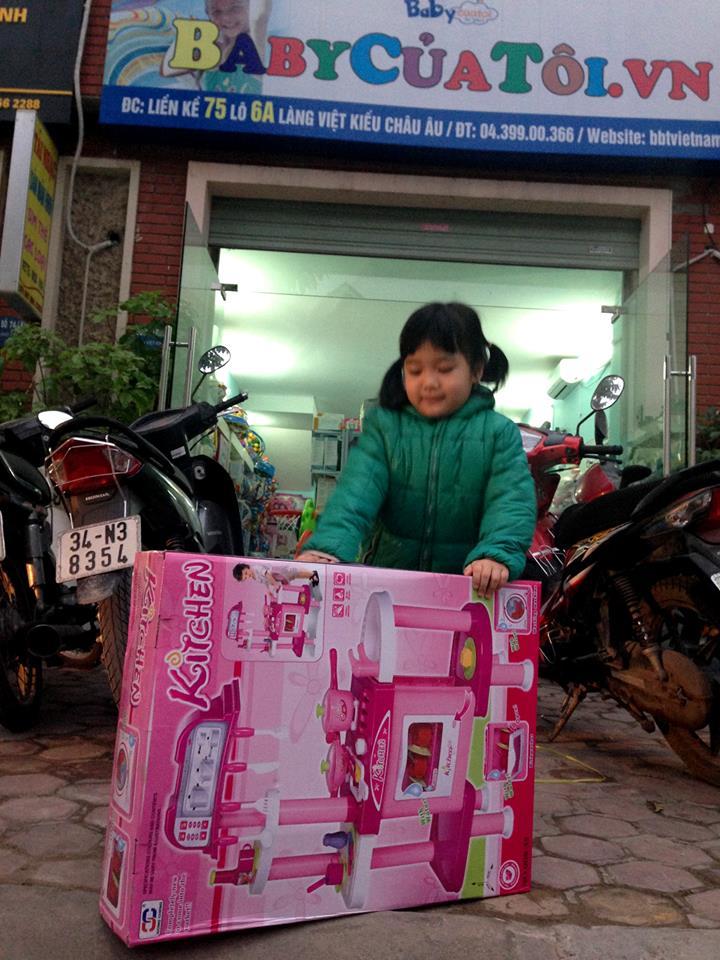 đồ chơi cho bé Trần Ngọc Thảo Linh 1