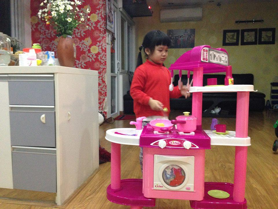 đồ chơi cho bé Trần Ngọc Thảo Linh