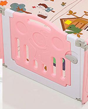 Cạnh cửa quây bóng BR9505 size 60*80 hồng FE01-H