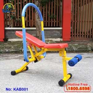 Thiết bị tập thể dục trẻ em- Bộ tập chân KAB001