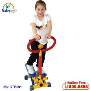 Thiết bị tập thể dục trẻ em- Đạp bộ tại chỗ KTB001