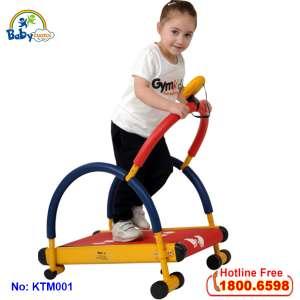 Thiết bị tập thể dục trẻ em- máy tập đi bộ KTM001