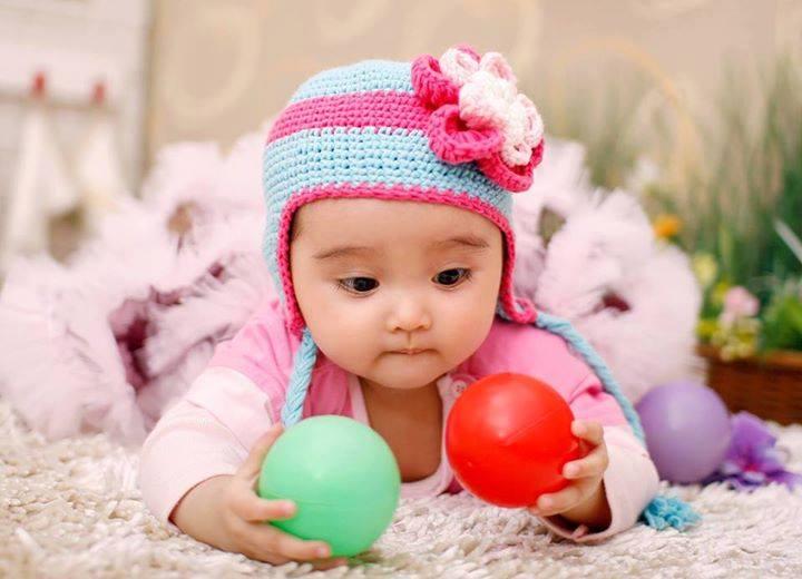 đồ chơi cho bé Trần Nguyễn Mộc Diệp 5