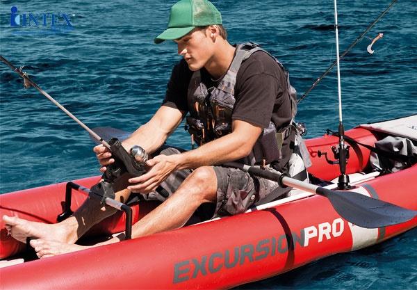 Thuyền bơm hơi Excusion PRO Kayak 2 INTEX 68309