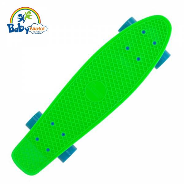 skate-board-penny-green-2