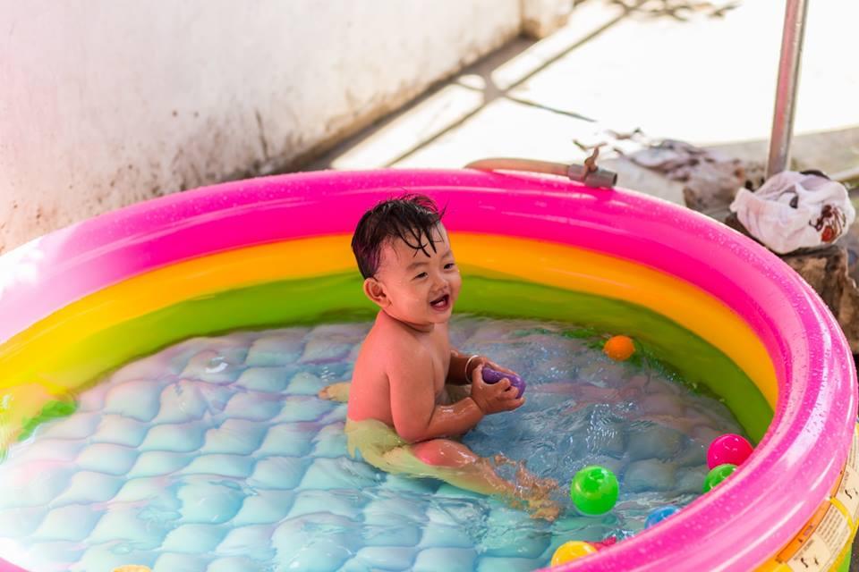 đồ chơi cho bé Nguyễn Võ Duy Đằng 1