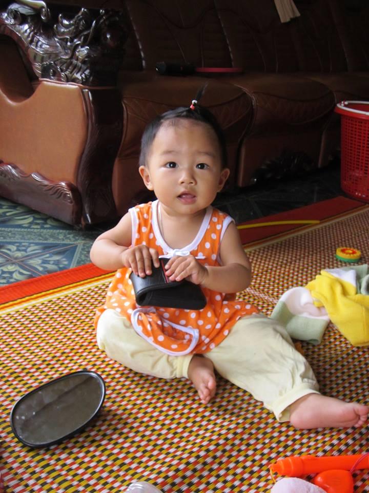 đồ chơi của bé Giáp Ngọc Minh 1