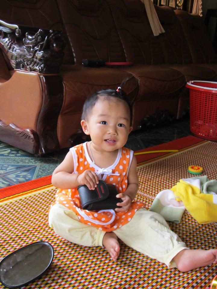 đồ chơi của bé Giáp Ngọc Minh