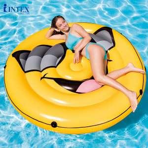 Phao bơi mặt cười khổng lồ INTEX 57254