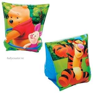 Phao tay gấu Pooth INTEX 56644