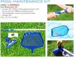 Bộ vệ sinh bể đa năng Intex 28002