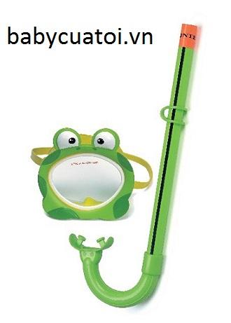 Bộ kính và ống thở ếch INTEX 55940