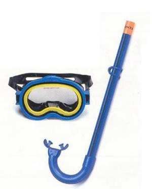 Bộ kính bơi và ống thở INTEX 55942