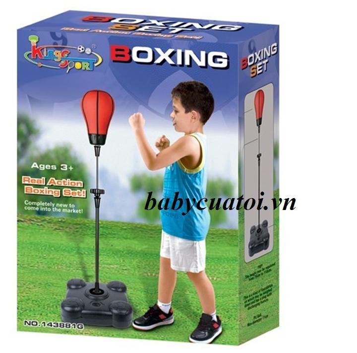 Bộ đồ chơi đấm bốc 143881G