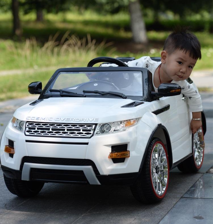 Ô tô điện trẻ em, Món quà mà các bé trai mong đợi nhất