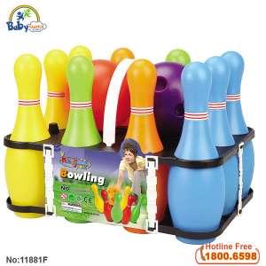 Bộ đồ chơi Bowling cỡ lớn cho bé 11881F