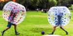 Trò chơi gameshow team building bóng đụng DHVC-2015