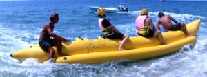 Thuyền hơi quả chuối đơn 6 người Banana boat BNN-6
