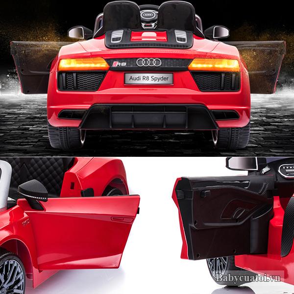 o to dien tre em Audi R8 do-6