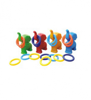 Đồ chơi mầm non Ném vòng con voi KXHT-088
