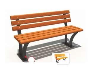 Ghế công viên nhập khẩu BH14705